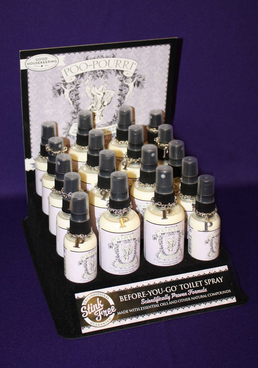 Before You Go Toilet Spray by Poo-Pourri Brand Available at Mon General Hospital Gift Shop