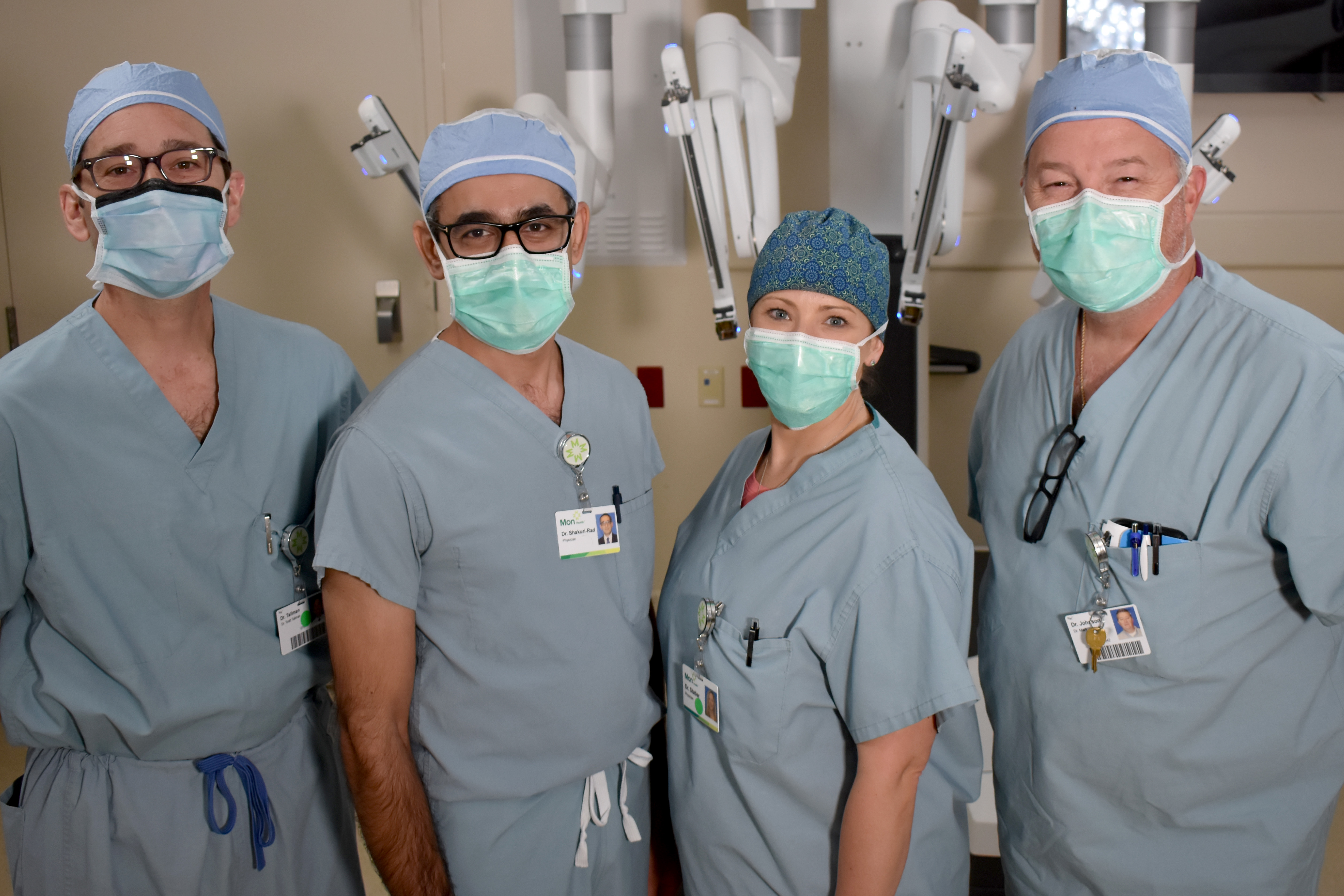 Robotic Surgery Doctors