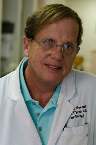 O'Keefe, Michael V. MD